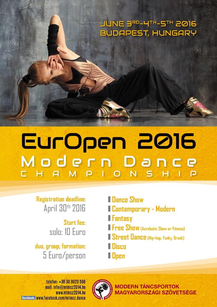 EurOpen 2016