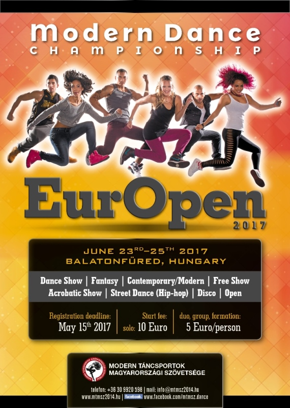 EurOpen 2017