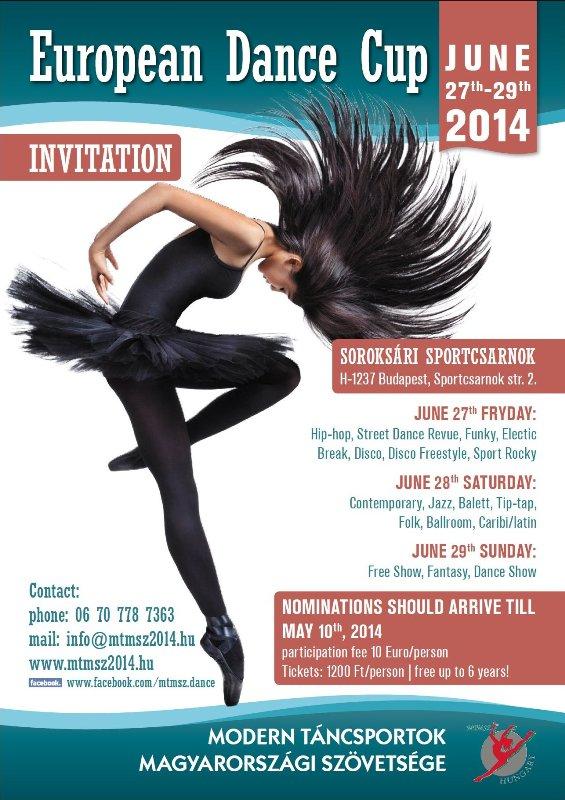 European Dance Cup 2014
