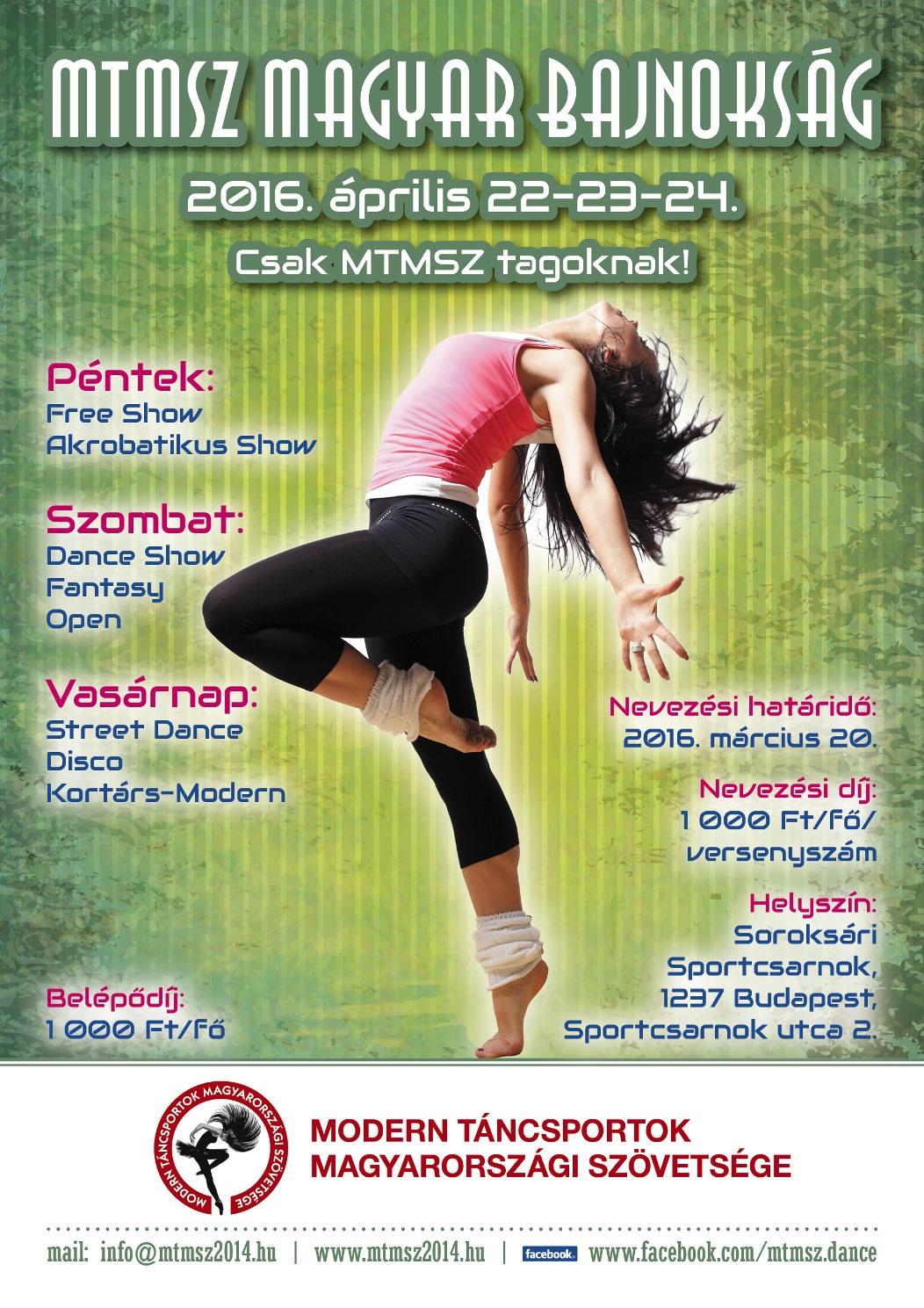 MTMSZ Magyar Bajnokság